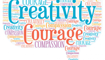 The 3 C's of Difficult Conversations: Creativity, Compassion, Courage