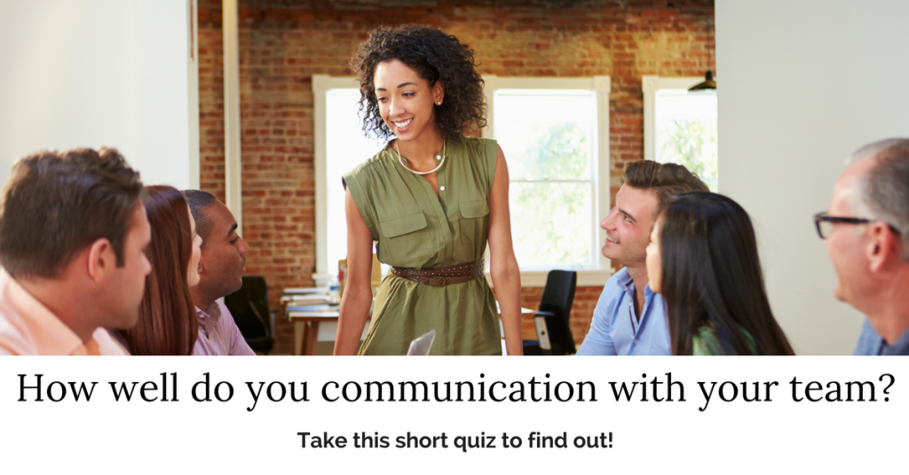 Communication Quiz